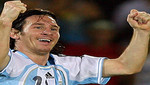 Messi recobra la confianza y el ánimo tras goleada a Costa Rica