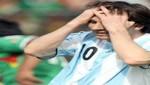 Messi se va de la selección argentina tras la Copa América