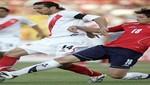 Conozca los resultados de los duelos entre Perú y Chile