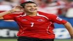 Alexis Sánchez, el ariete chileno que medio Europa desea