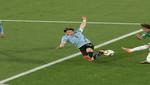 Uruguay gana 1-0 a México