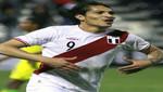 Paolo Guerrero: 'Chile no fue superior a nosotros'