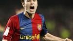 Andrés Iniesta no le teme a Van Bommel
