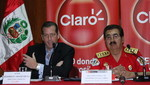 Campaña solidaria de Claro beneficiará a los Bomberos del Perú