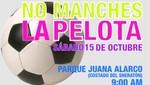 Municipalidad de Lima organiza caminata en contra de la violencia en el fútbol