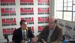 Raúl Castro Stagnaro: 'Es necesario fortalecer a los partidos políticos'