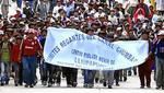 Apurímac: Provincia de Chincheros se sumó al paro