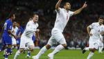 Inglaterra derrotó 1 a 0 a España en Wembley
