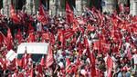 Italia: Trabajadores realizarán huelga de tres horas contra la austeridad