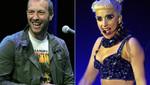 Chris Martin: 'Lady Gaga compone mejor que yo'