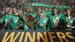 Zambia se coronó campeona de la Copa Africana de Naciones