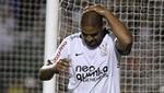 Corinthians despidió a Adriano por negarse a ser pesado