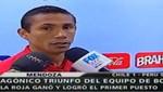 Chiroque fue elegido la figura del Perú - Chile