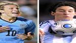 Forlan confía en derrotar a la Argentina liderada por Messi