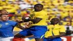 Ecuador nunca pudo con Brasil por Copa América