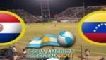 ¡Partidazo! Paraguay y Venezuela empataron 3-3