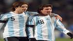 Fernando Gago: 'Messi siempre te da una opción'