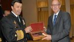 Marina de Guerra obtiene revólver original de Miguel Grau
