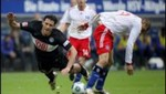 Hamburgo empató 2 a 2 con el Hertha de Berlín
