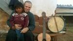 Vocalista de Calle 13 publica fotografía con su tocayo cusqueño