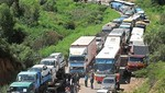 Zonas tomadas por cocaleros son desbloqueadas en Ucayali