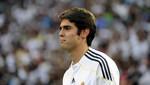 Kaká será baja en el Madrid en el inicio de su participación en Champions