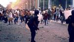 Piura: Desalojo deja siete personas heridas