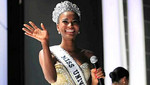 Nueva Miss Universo es comparada con 'la hija de King Kong'