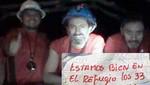 Hoy se cumple un año del exitoso rescate a los 33 mineros de Chile
