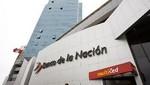 Trabajadores del Banco de la Nación realizarían paro a nivel nacional