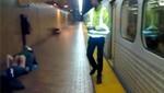Canadá: pareja tiene sexo en subterráneo pese a advertencia policial