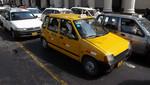 Taxis no ingresarán más a Centro de Lima, según alcaldesa Susana Villarán