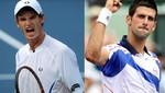 Djokovic enfrenta a Murray en la final del Masters de Miami