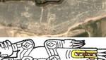 Google Earth ayuda a descubrir nuevos jeroglíficos prehistóricos en el Perú
