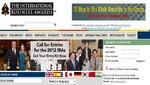 Comenzaron las inscripciones para la Novena Edición Anual de Premios Internacionales de Negocios
