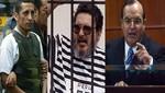 ¿Cree usted que Antauro Humala está al mismo nivel que Abimael Guzmán y Vladimiro Montesinos para haber sido internado en la Base Naval del Callao?