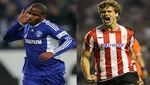 Europa League: Schalke 04 de Farfán buscará la hazaña ante el Athletic de Bilbao