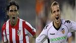 Europa League: Atlético de Madrid y Valencia clasificaron a semifinales