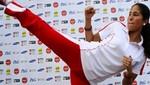 Karateca Alexandra Grande: 'Aspiro ganar el oro en mundial de Francia'