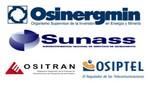 Poder Ejecutivo designa a presidentes de organismos reguladores OSINERGMIN y SUNASS