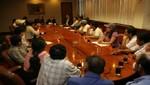 MEM, Agricultura e Interior Acuerdan plan de trabajo con rondas campesinas de Cajamarca