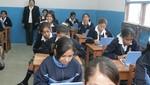 Escolares retomarán clases en Chosica