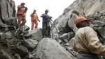 Ica: Fueron identificados los nueve mineros atrapados