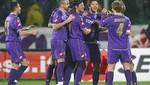 Fiorentina sin Vargas venció por 2 a 1 al AC Milán