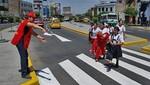 Minedu participó en II Expoferia de Seguridad Vial organizada por la Municipalidad de los Olivos