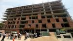 Se registra un 10% de incremento en el sector construcción en el primer trimestre