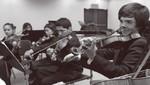 Audiciones de violín y viola para la orquesta sinfónica nacional juvenil