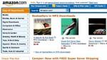 Amazon presenta portal de venta de libros digitales en español
