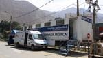 Se instaló Hospital Móvil de la Solidaridad en Chosica