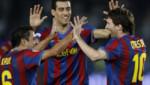 Barcelona se puso a un punto del Real Madrid tras vencer al Getafe